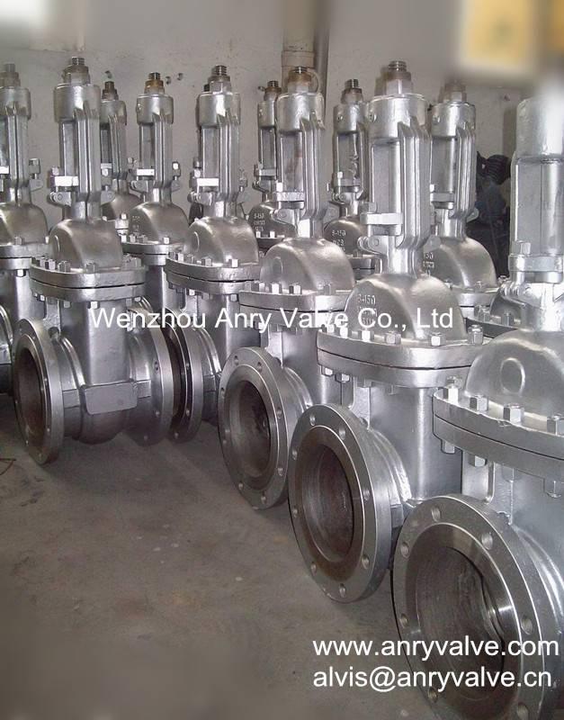 ANSI gate valve
