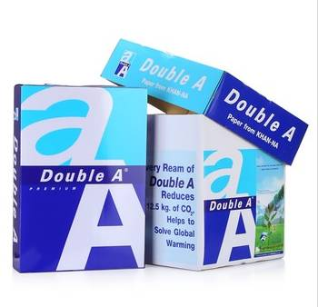 Double A White A4 Paper 80 gsm (210mm x 297mm)
