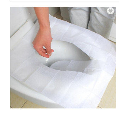 toilet seat paper cover