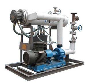 Heating Circulation Oil System