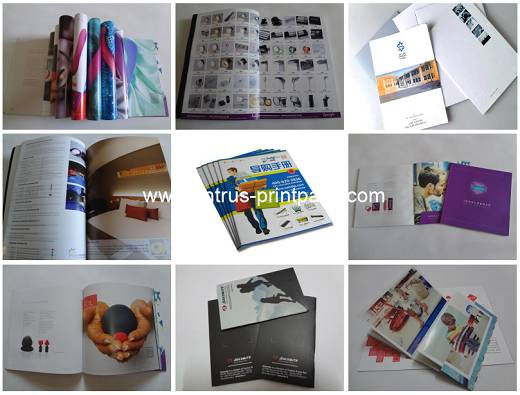 New Design Booklets & Brochure Printing
