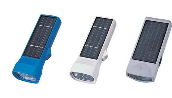 solar flashlight(SDSF-06)