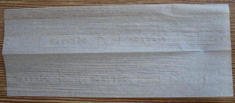 supply super thin cigarette paper
