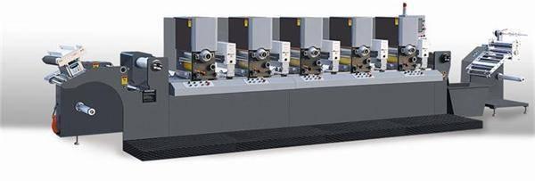 WJLZ-350 Letterpress Label Printing Machine