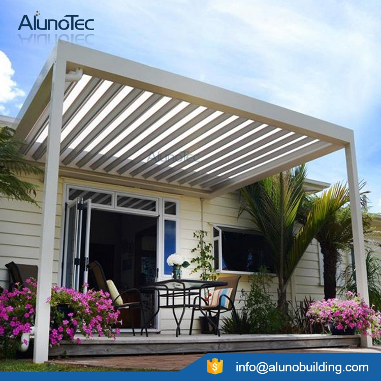 Pergola Patio Coverings Louver Roofing Systems