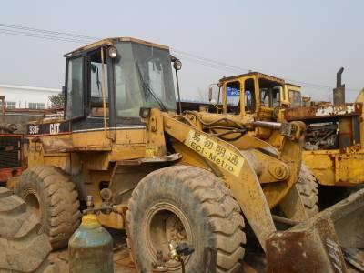 sell used caterpillar wheel loader 938F