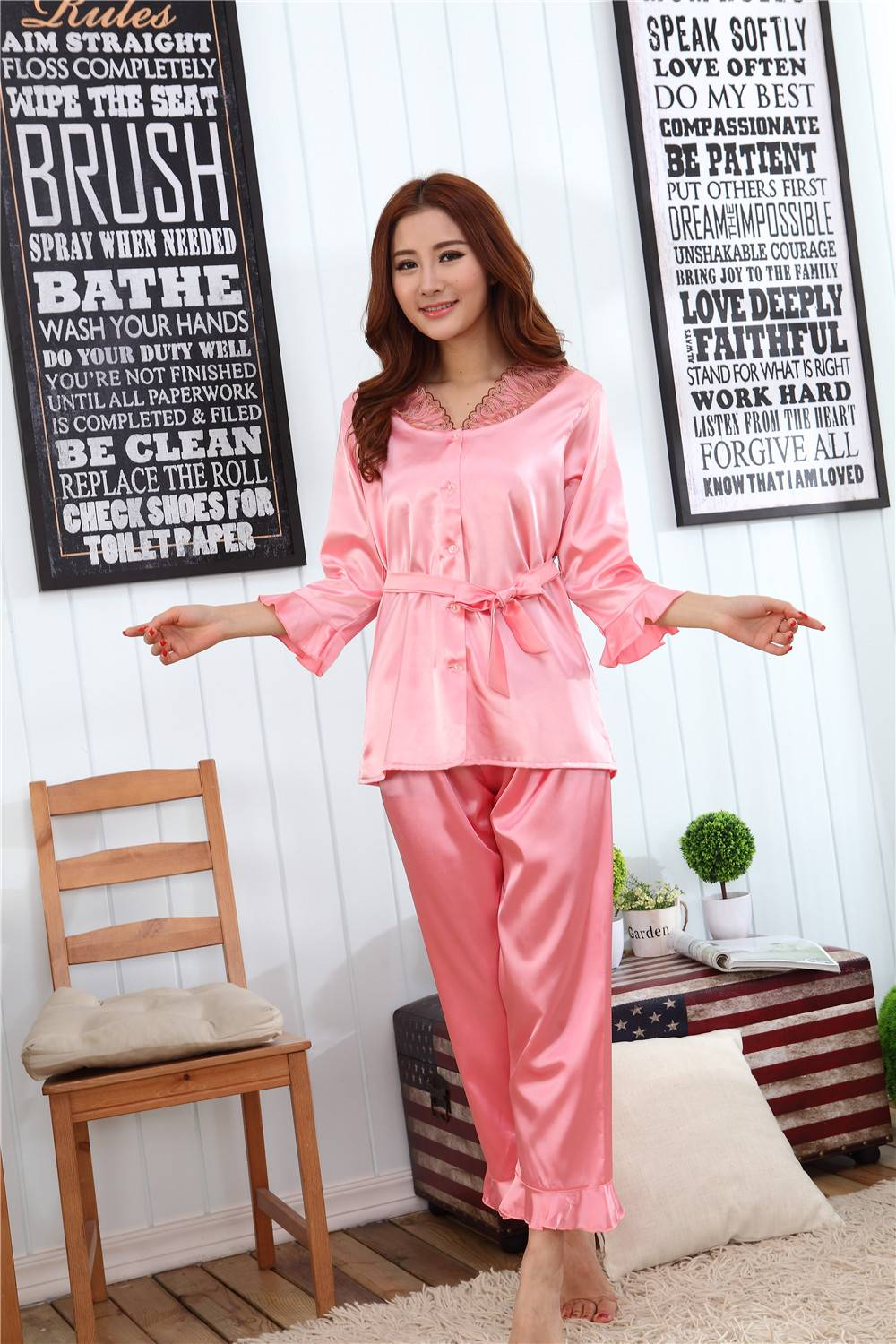 pajamas factory in chinese supply