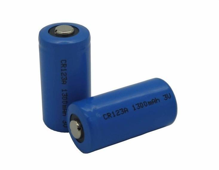 High quality LiMnO2 battery 3v cr123A non-rechargeable lithium battery for utility meters