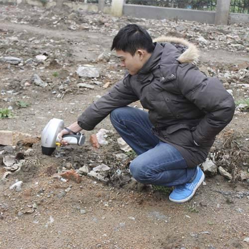Sell high technology Lanscientific X3G700K handheld XRF soil spectrometer