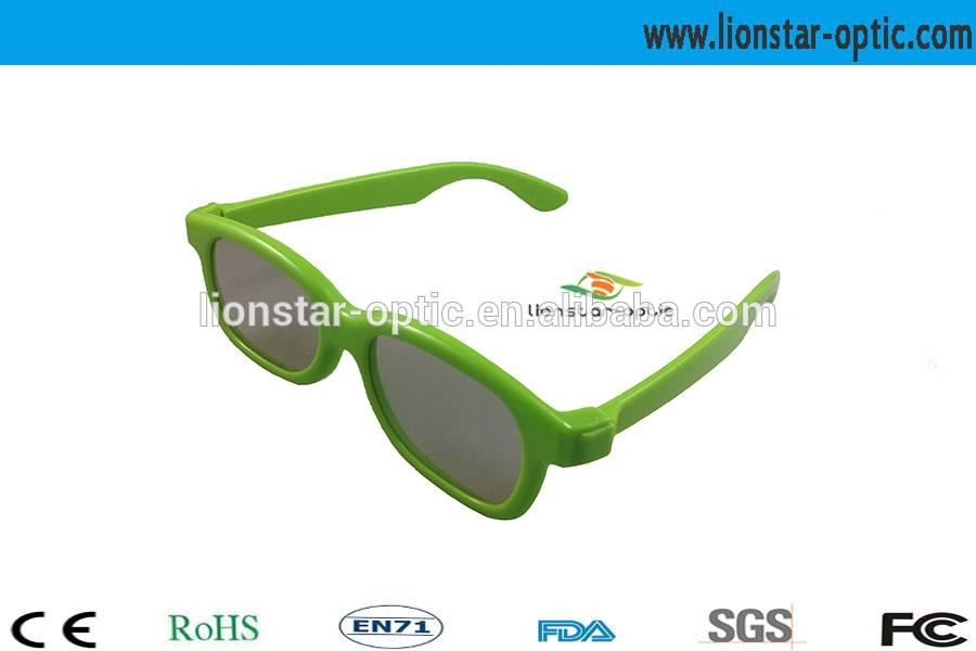 Cheap cinema passive polarized 3d glasses for sale