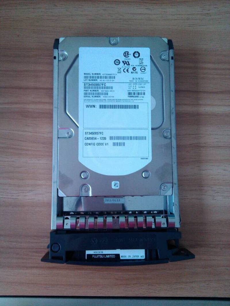 Original Server HDD For Fujitsu CA06600-E465 CA05954-1235