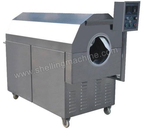 Cashew Kernels Roasting Machine