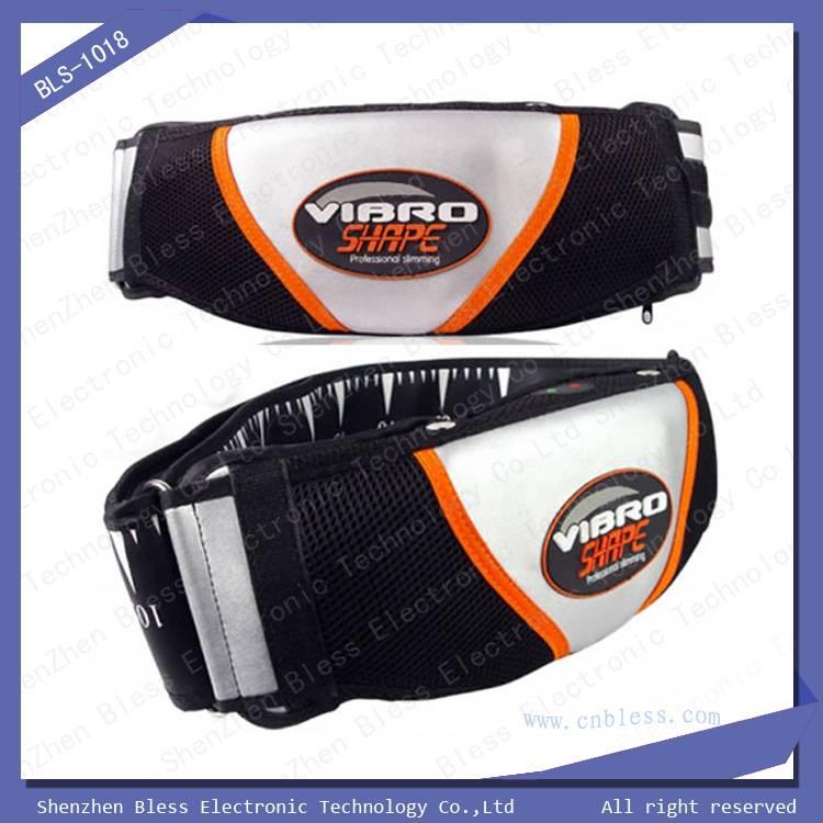 Tv shop vibro shape slimming massage belt