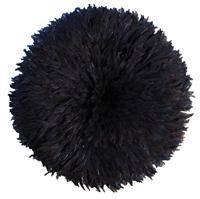 Black African Juju Hats