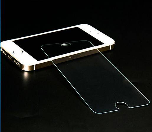 In stock 9H 0.33mm Anti fingerprint tempered glass screen protector