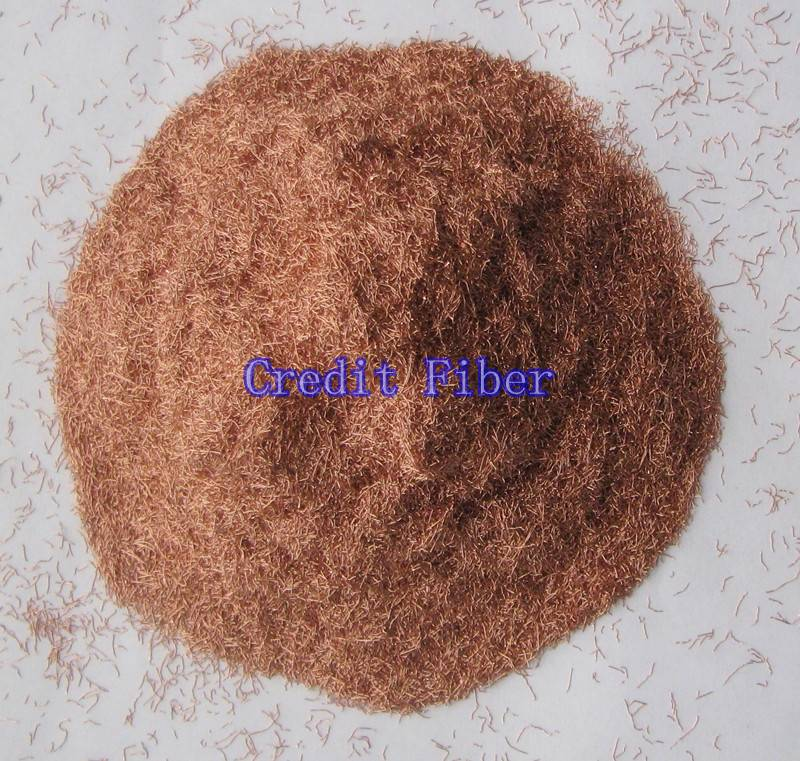 Spicule Metal Fiber/Chopped Metallic fibre