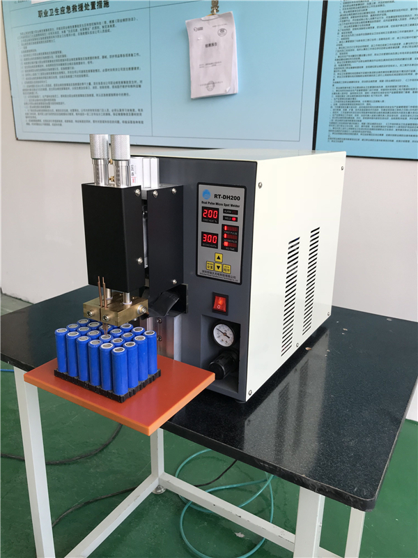Professional pulse spot welding machine which is good