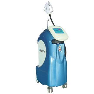IPL skin rejuvenation and hair removal beauty equipment