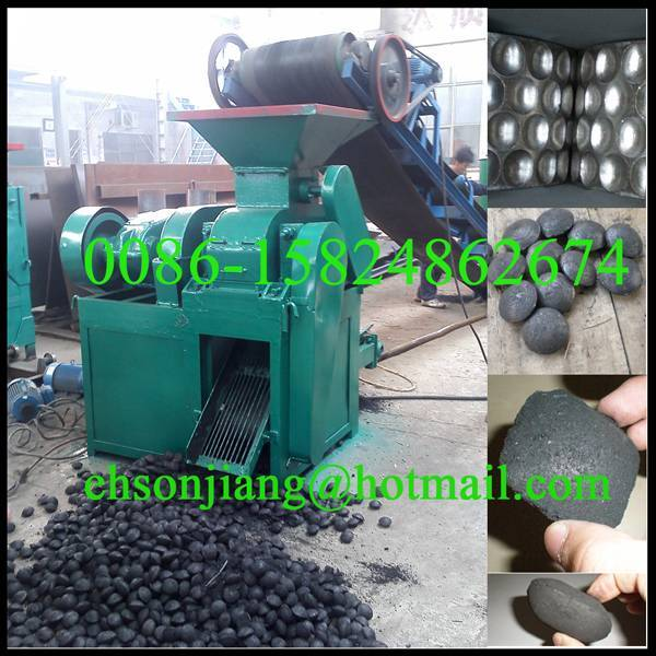 Coal and Charcoal Ball Press Machine