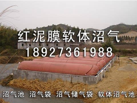 biogas storage bags