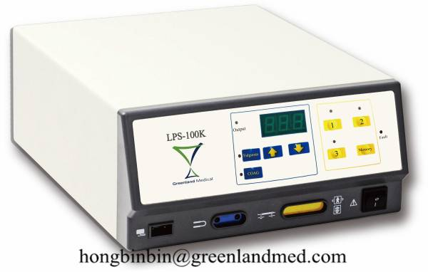 Ablation & Coagulation Low Temperature Plasma Device