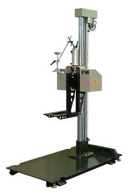 KD-128A Free fall/drop testing