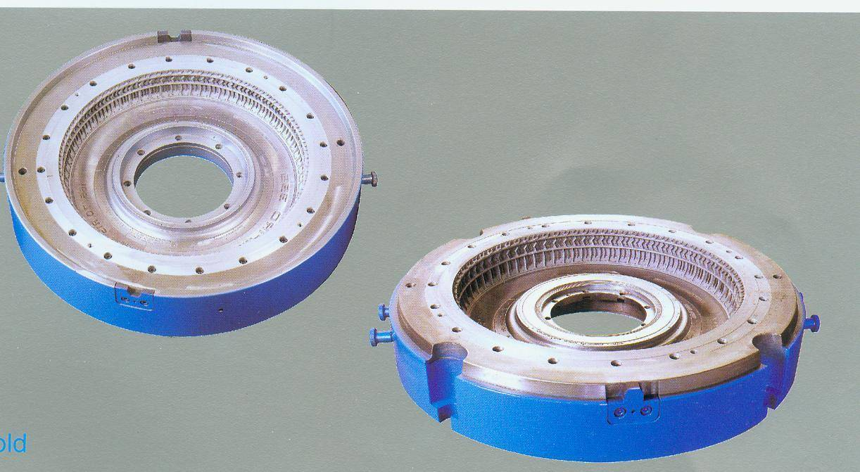 ATV tyre mould