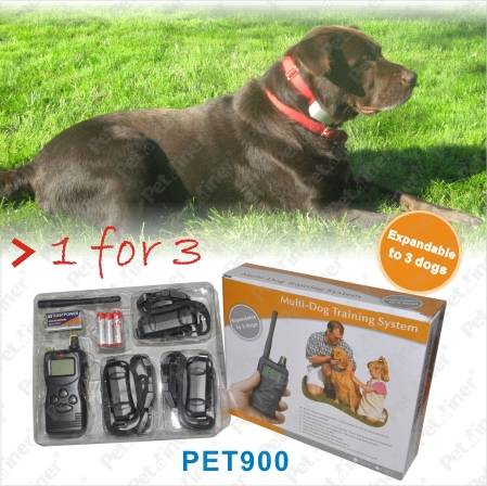 Multi-Dog Remote Training Collar