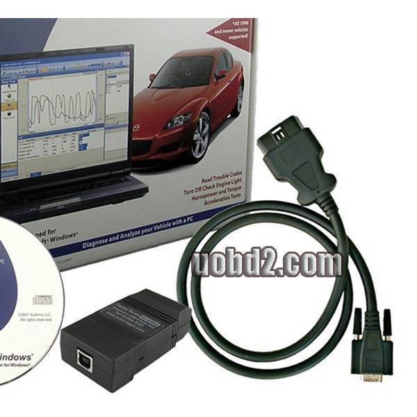 Sell Dyno-Scanner for Dynamometer and Windows Automotive Scanner