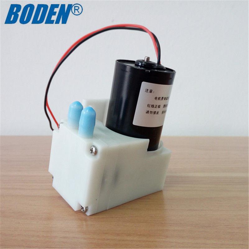 High Pressure 3.5bar 6V 12V 24V DC Brushless Mini Pressure Pump for breast enlargement equipment