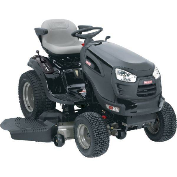 Craftsman GT 5000 54'' Kohler 26 hp Gas Powered Riding Garden Tractor