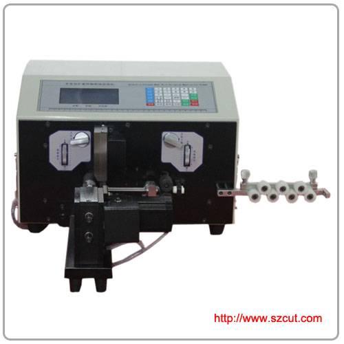 wire stripping and twisting machine,wire twisting X-5016