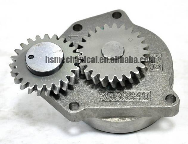 engine parts 6CT 6CT8.3 oil pump 3966840 3948072