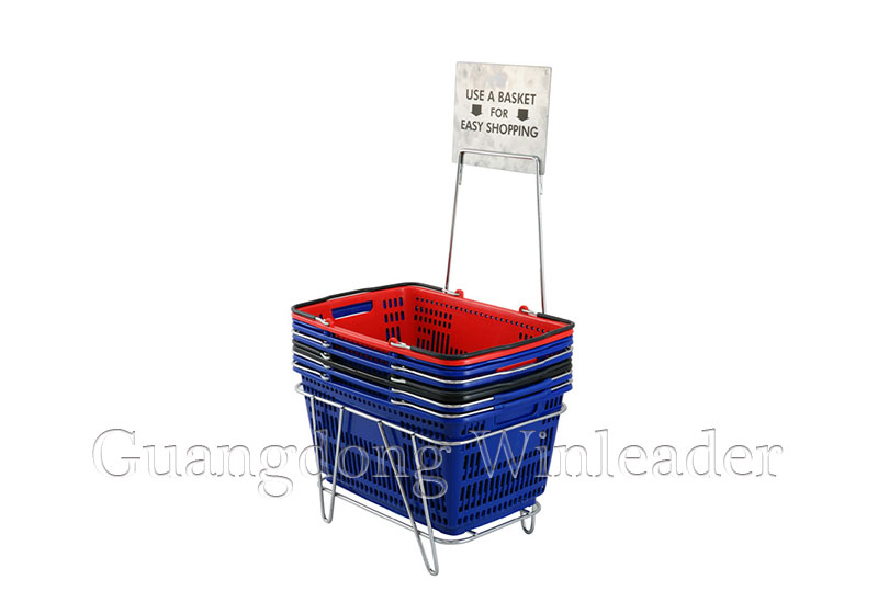 YLD-BS30-2 Shopping Basket,Shopping Basket Exporter,Shopping Basket Supplier