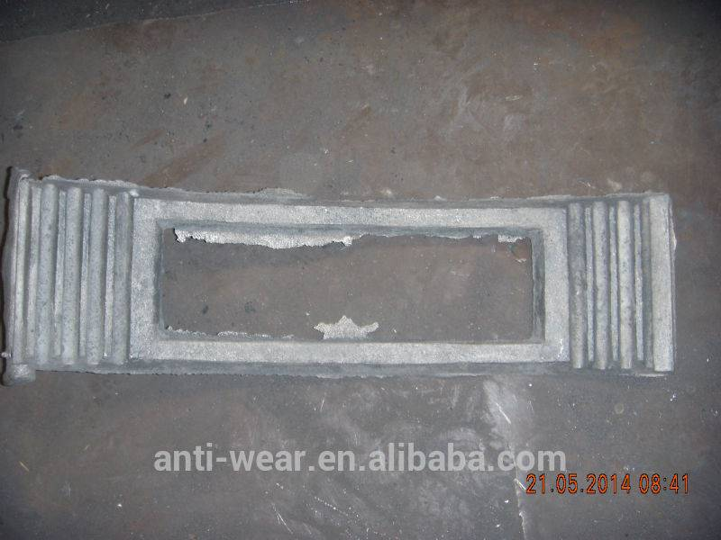 Ni-hard Mill Door of the Wear Liners with Hardness More Than HRC57 Conforming to AS 2027Ni-Cr4-600