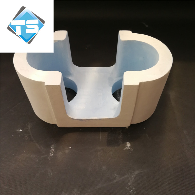 Customized Aluminum Silicate Split Coils/Runner for Alumina Foundry