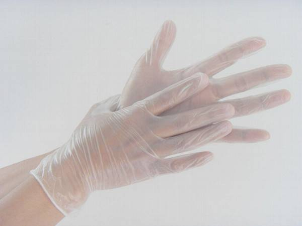 Plastic pe glove disposable polyethylene gloves hdpe ldpe cpe for food grade disposable poly glove