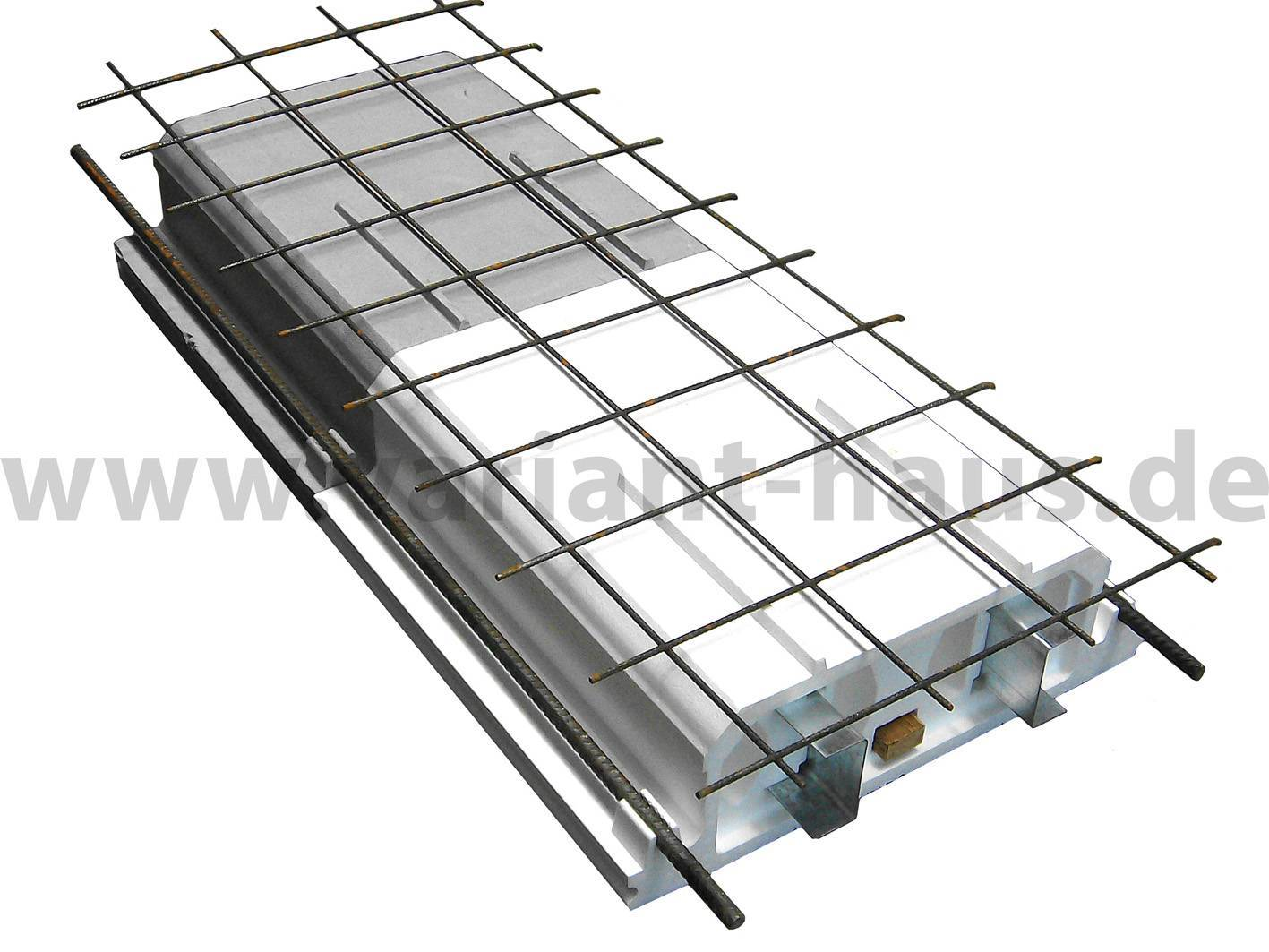 EPS Factory, Suspended Roof Slabs