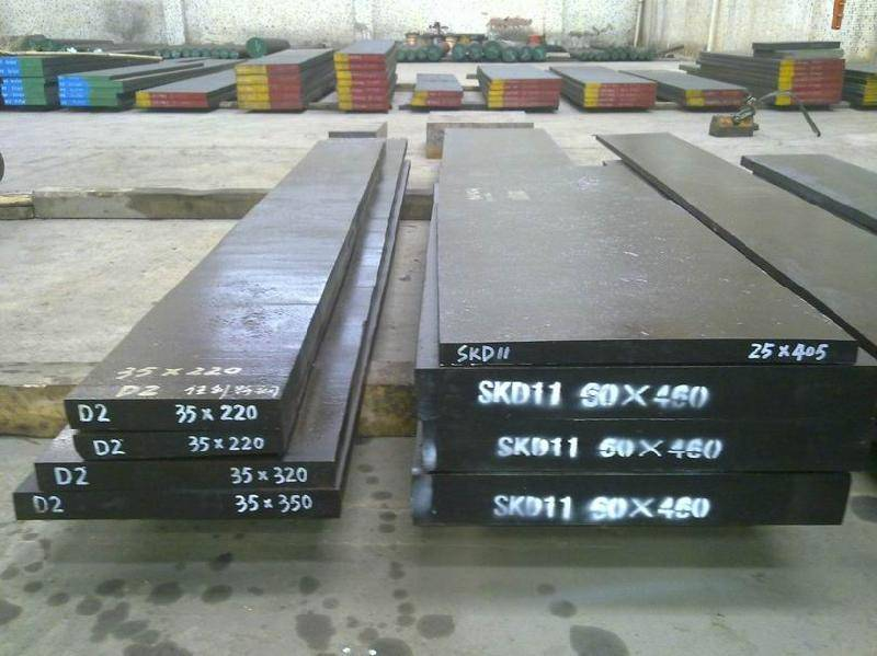 steel round bars JIS SKD11