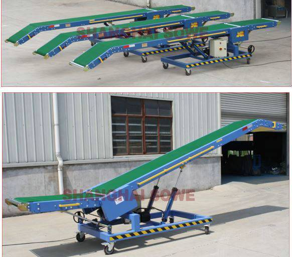 SVMVL3-Platform Movable Vehicle loading and unloading machine