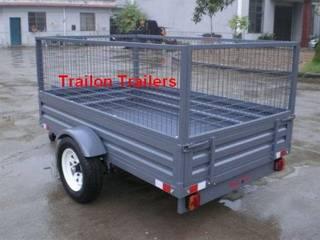 sell box trailer 4X7