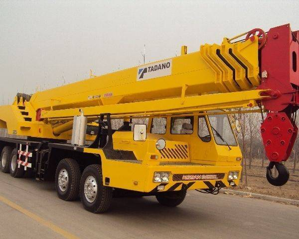 Used Tadano Crane 65T,cheap Price With High Quality