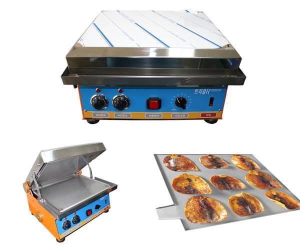 Triple R3 food processing machine