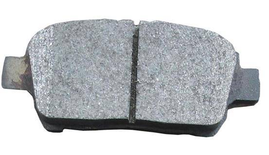 GALLOPER brake pad auto car spare brake parts after market