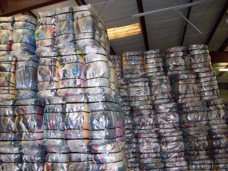 We supply used clothings