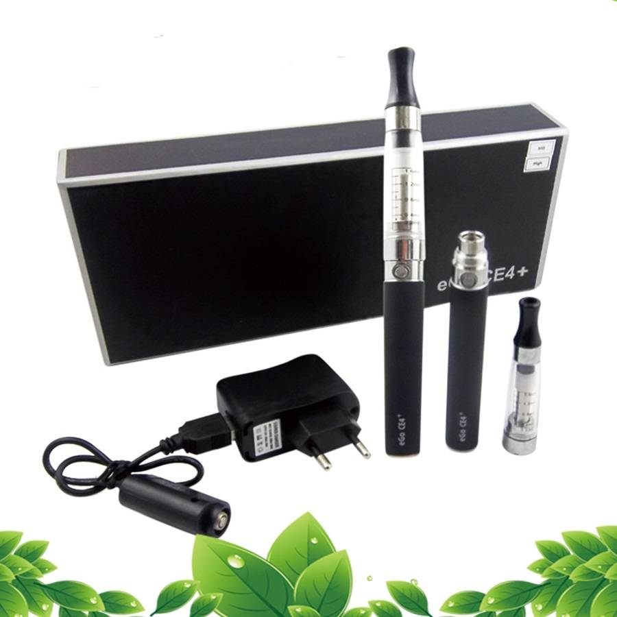 E Cigarette EGO CE4+ Clearomizer Fit for EGO, EGO-T Health Electronic Cigarette