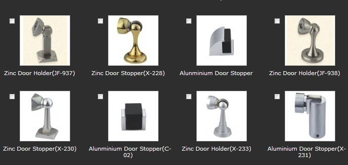 Thirty-one different kinds of Door Stops(series 3)