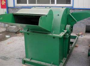 Double Inlet Wood Sawdust Crusher