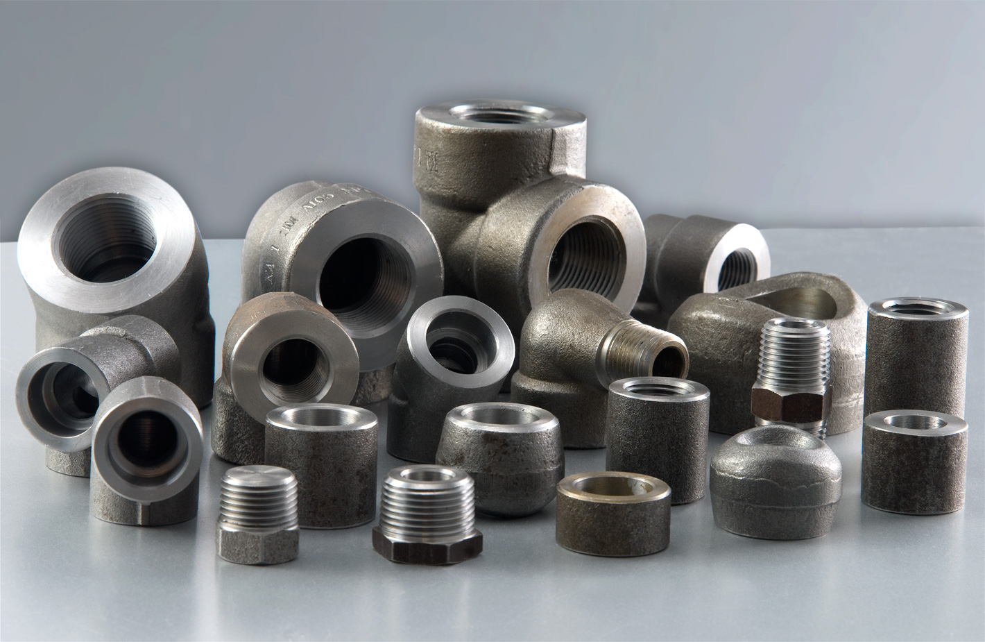 Carbon/Alloy/Stainless Steel Pipe Fittings of Forged fittings