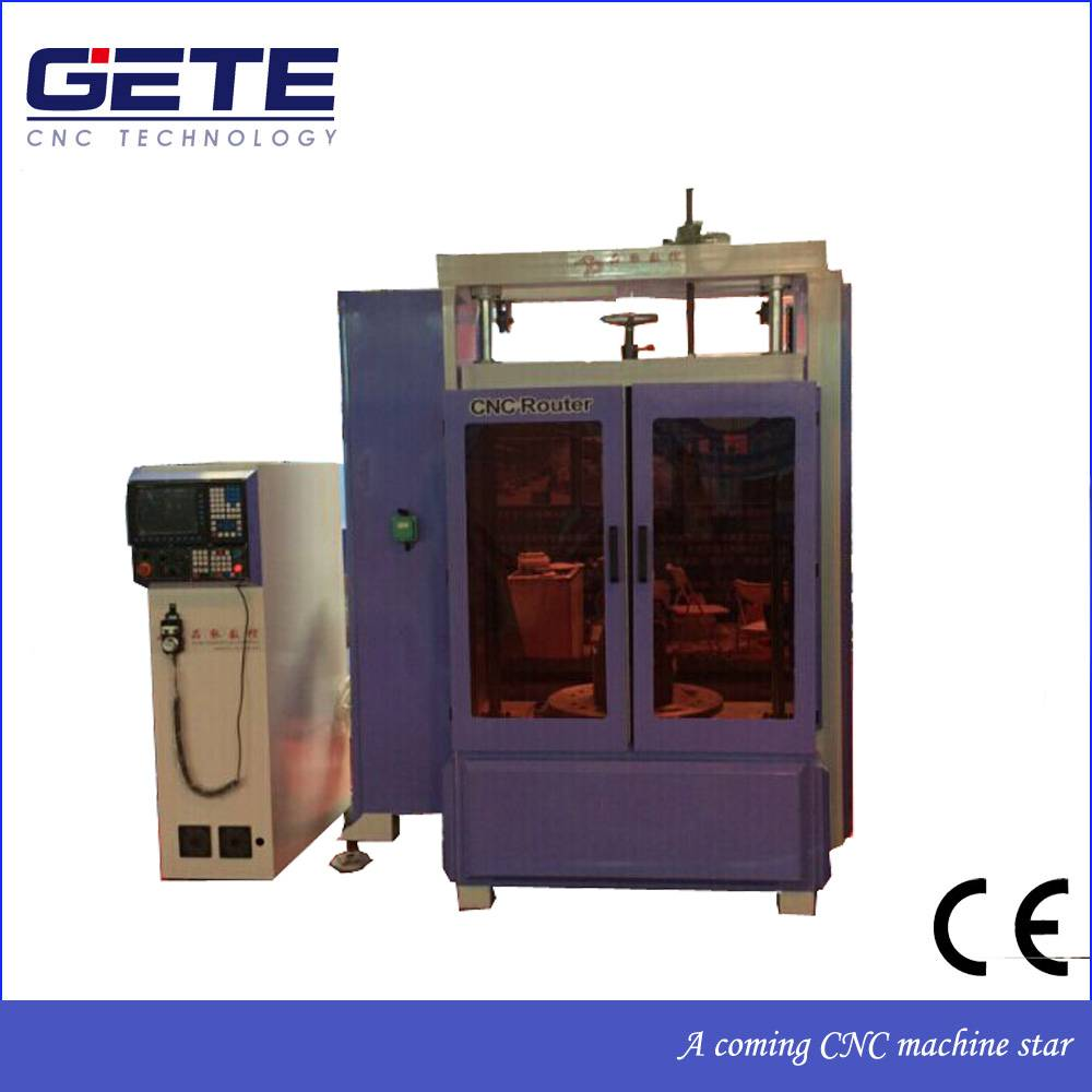 Stone engraving machine with three-dimensional 4 axis GT-1015